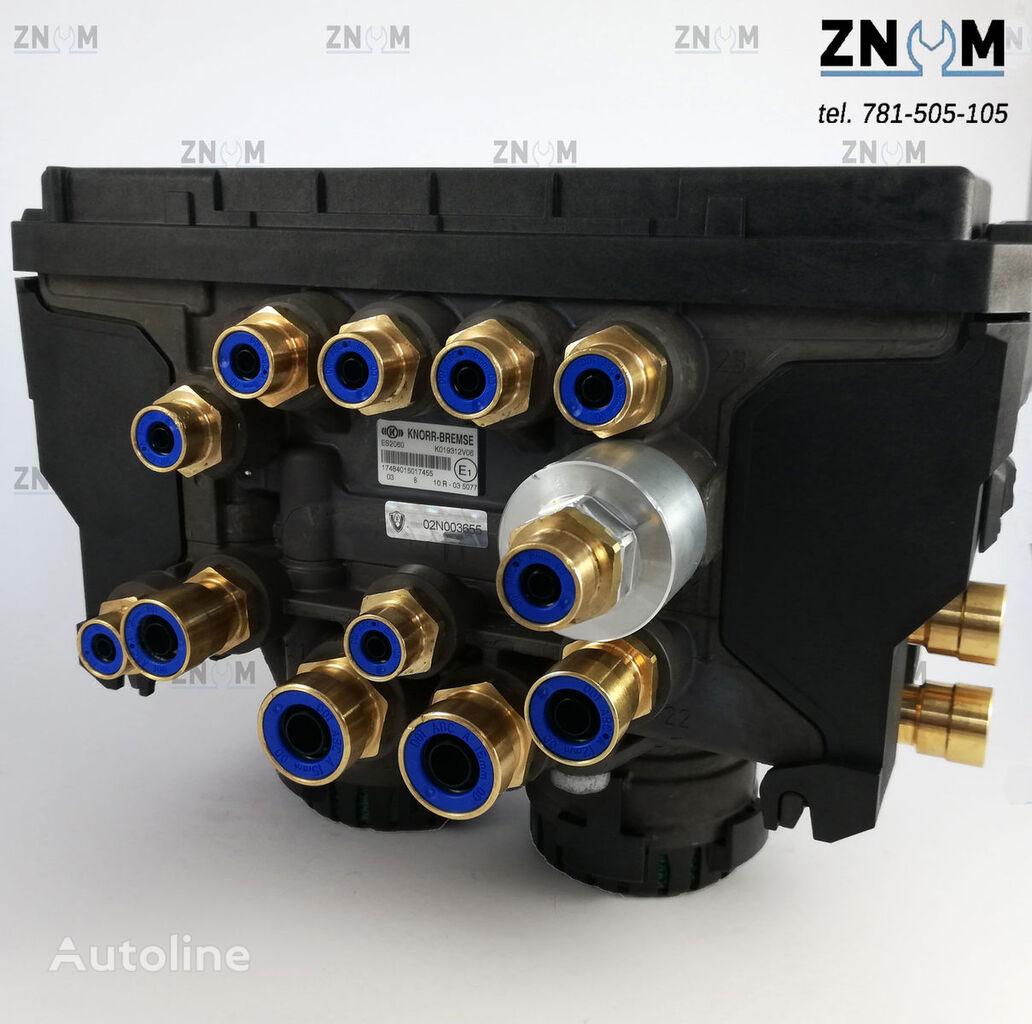 KNORR-BREMSE ES2060 modulador EBS para semirremolque nuevo