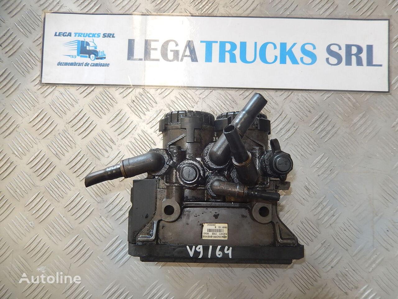 VOLVO FH13 / V9/64 modulador EBS para VOLVO FH tractora