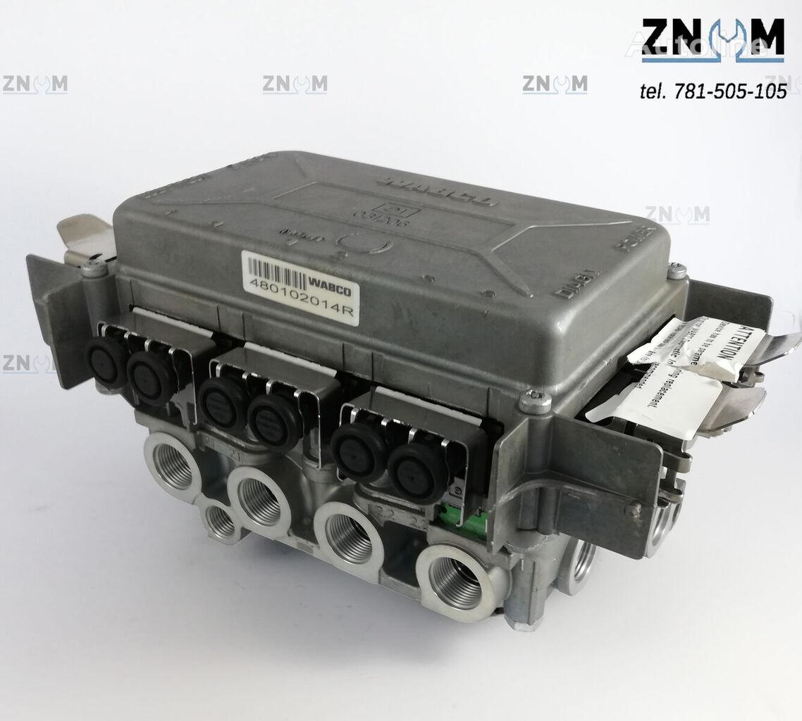 WABCO modulador EBS para WABCO 4801020140; 4801020100; 4801020000 semirremolque nuevo