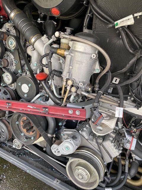motor para MAN 0836 autobús