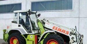 motor para CLAAS Ranger 945 GX cargadora telescópica
