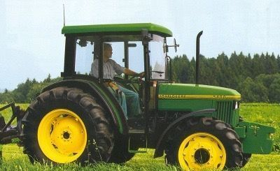 motor para JOHN DEERE 5500 tractor