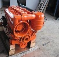 Deutz BF6L912 motor para excavadora