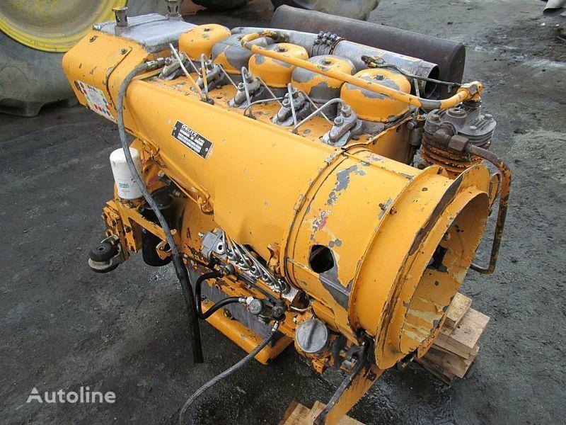 Deutz f5l912 motor para excavadora