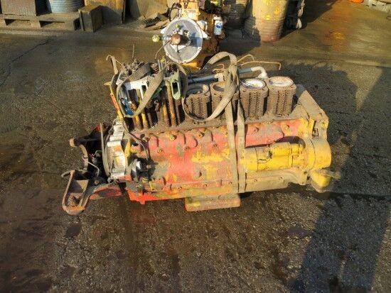 Deutz motor para excavadora