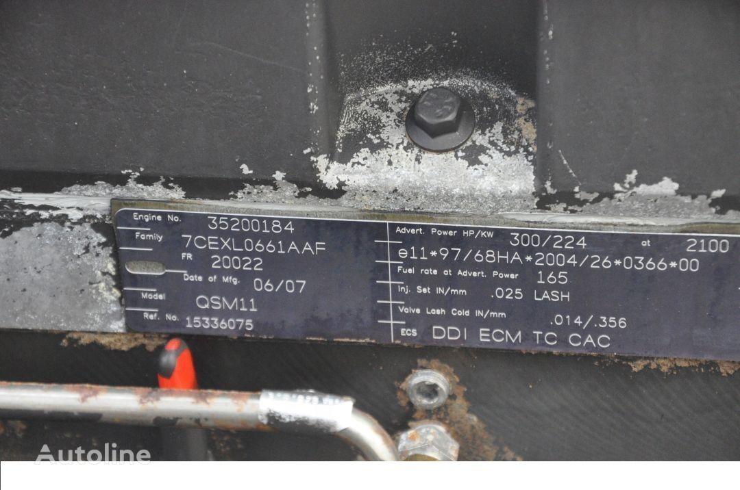 CUMMINS (QSM11) motor para camión