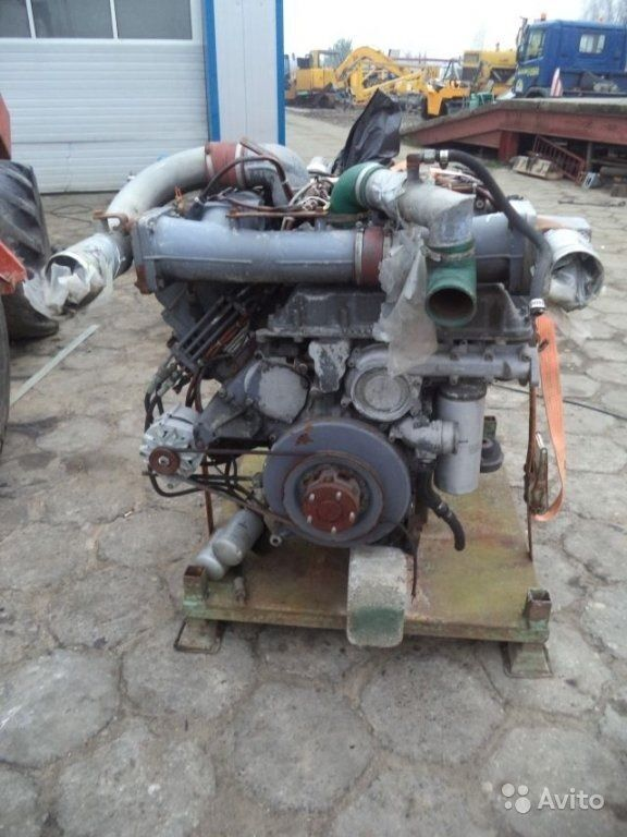 DEUTZ (BF6M1015C) motor para BF6M1015C tractor