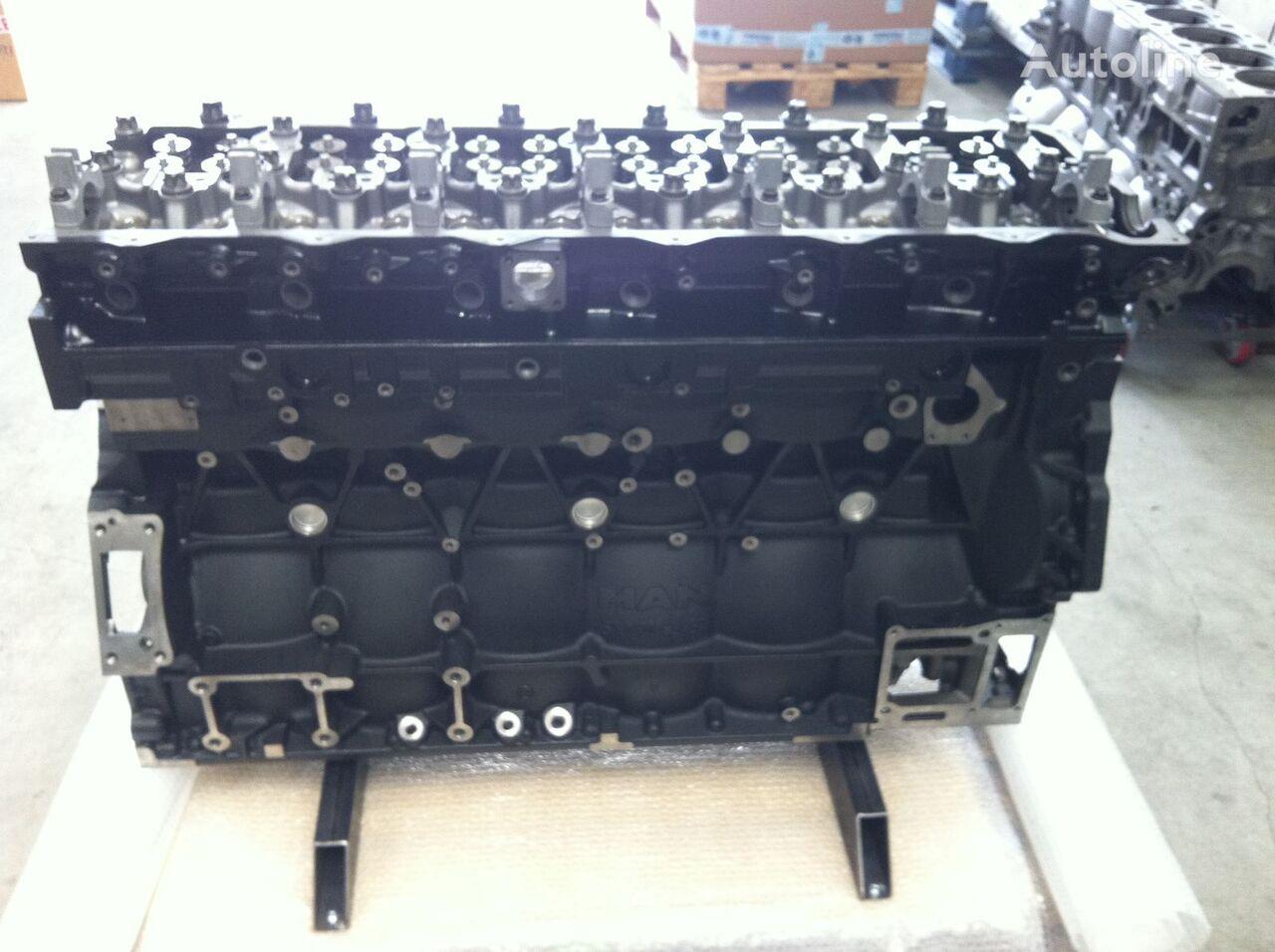 MAN D2066LF06 motor para MAN camión