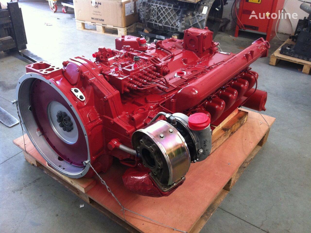 MAN D2866LUH26 per BUS e motor para camión