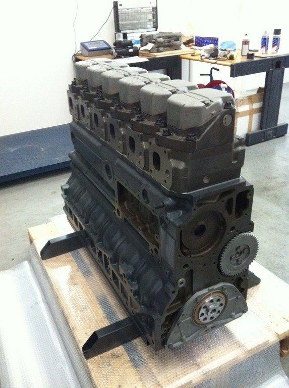 MAN D2866LUH27 - 260CV - EURO 3 - per BUS e (D2866LUH) motor para tractora nuevo