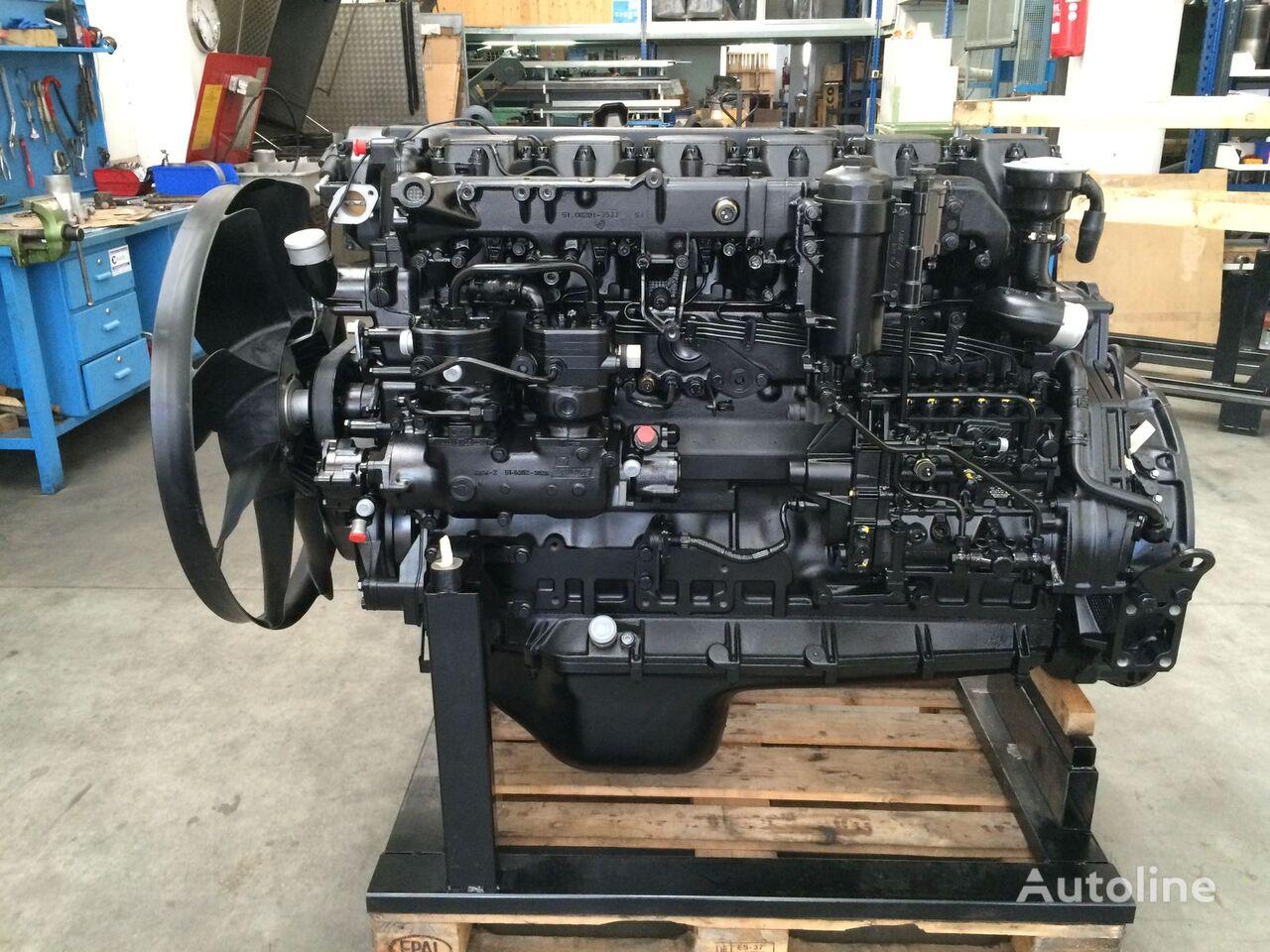 MAN D2876LF03 - D2876LF04 (D2876 TRUCK) motor para MAN camión
