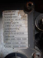 MB OM501 motor para MB camión