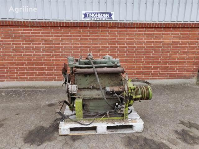 MERCEDES-BENZ OM352 Defekt for parts motor para CLAAS Dominator 78 cosechadora de cereales