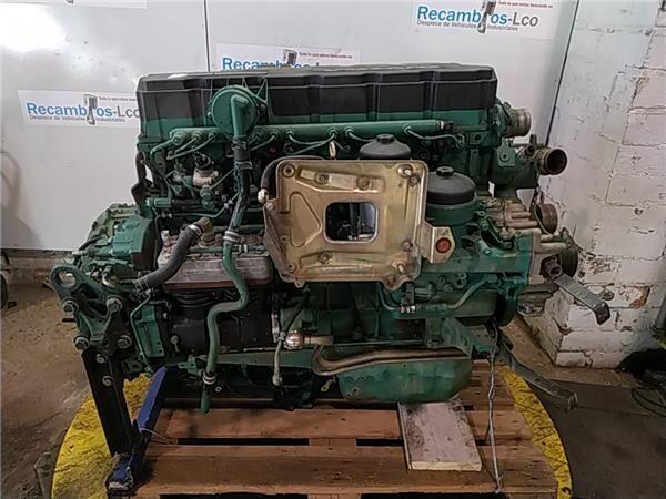 VOLVO Despiece Motor Volvo FL XXX  (2006->) Fg   4x2 [7,2 Ltr. - 206 k (20977988) motor para VOLVO FL XXX (2006->) Fg 4x2 [7,2 Ltr. - 206 kW Diesel] camión