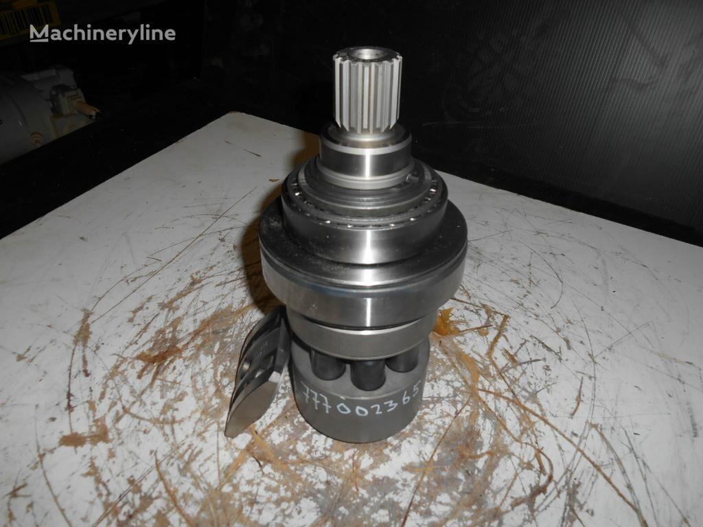 motor hidráulico CASE para excavadora nuevo