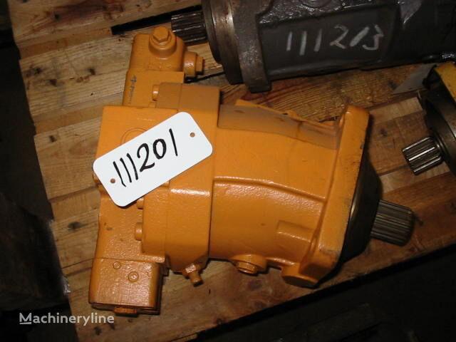 motor hidráulico CASE REXROTH A6V107EL para cargadora de ruedas CASE POCLAIN 321D