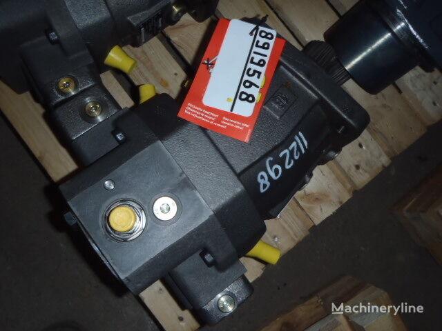 motor hidráulico CASE REXROTH A6VM107HA1T/63W-VAB380A para excavadora CASE WX145