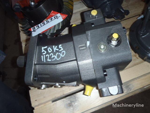 motor hidráulico CASE REXROTH A6VM107HA1T/63W-VAB380A para excavadora CASE WX165