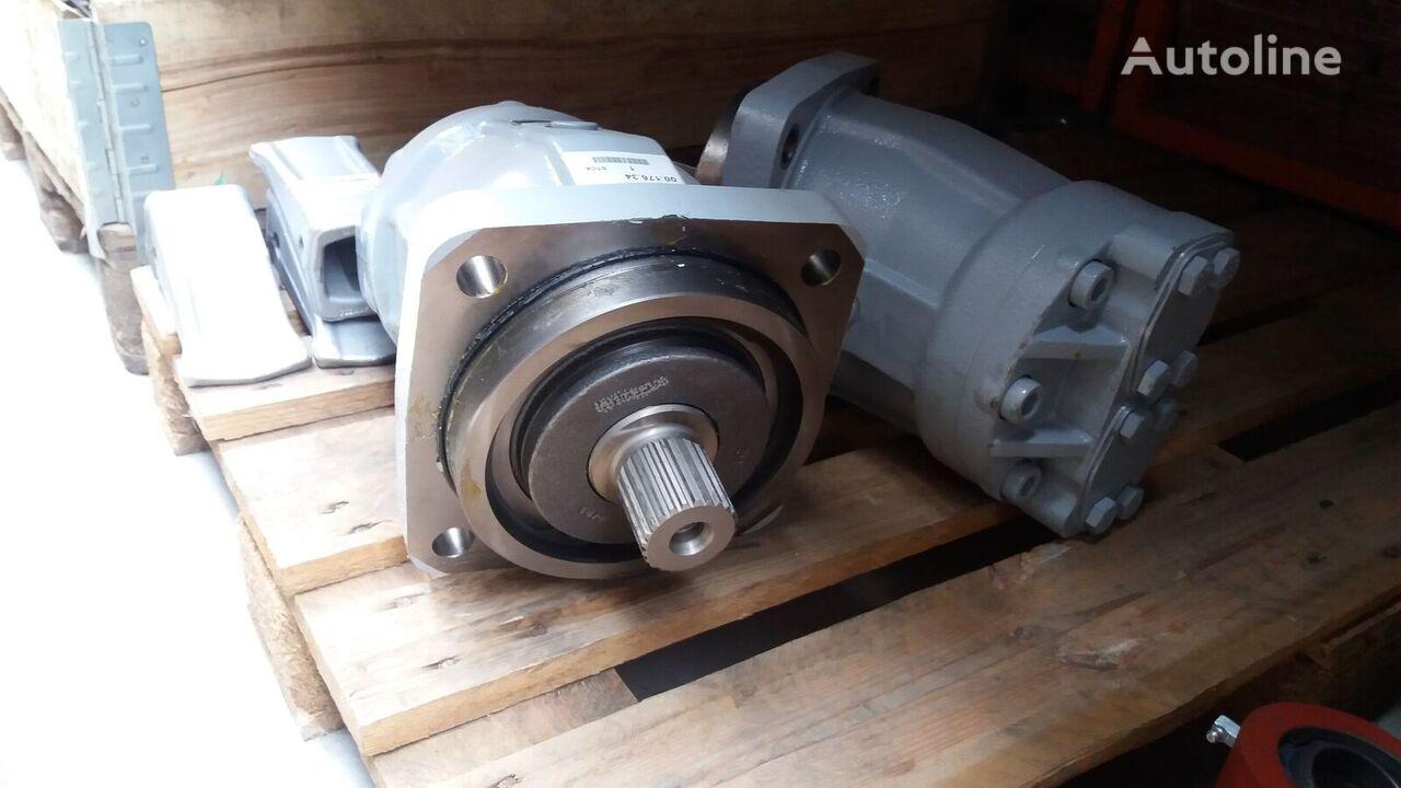 CATERPILLAR motor hidráulico para CATERPILLAR 6030 / RH120E excavadora nuevo