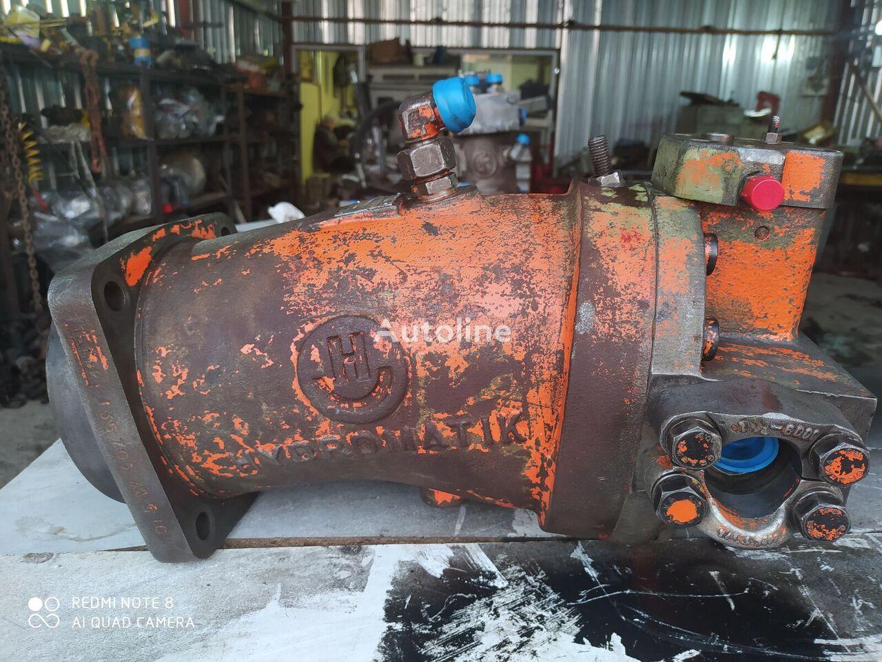 HYDROMATIK A6V.160.DA.2.F.Z.2.103 motor hidráulico para excavadora