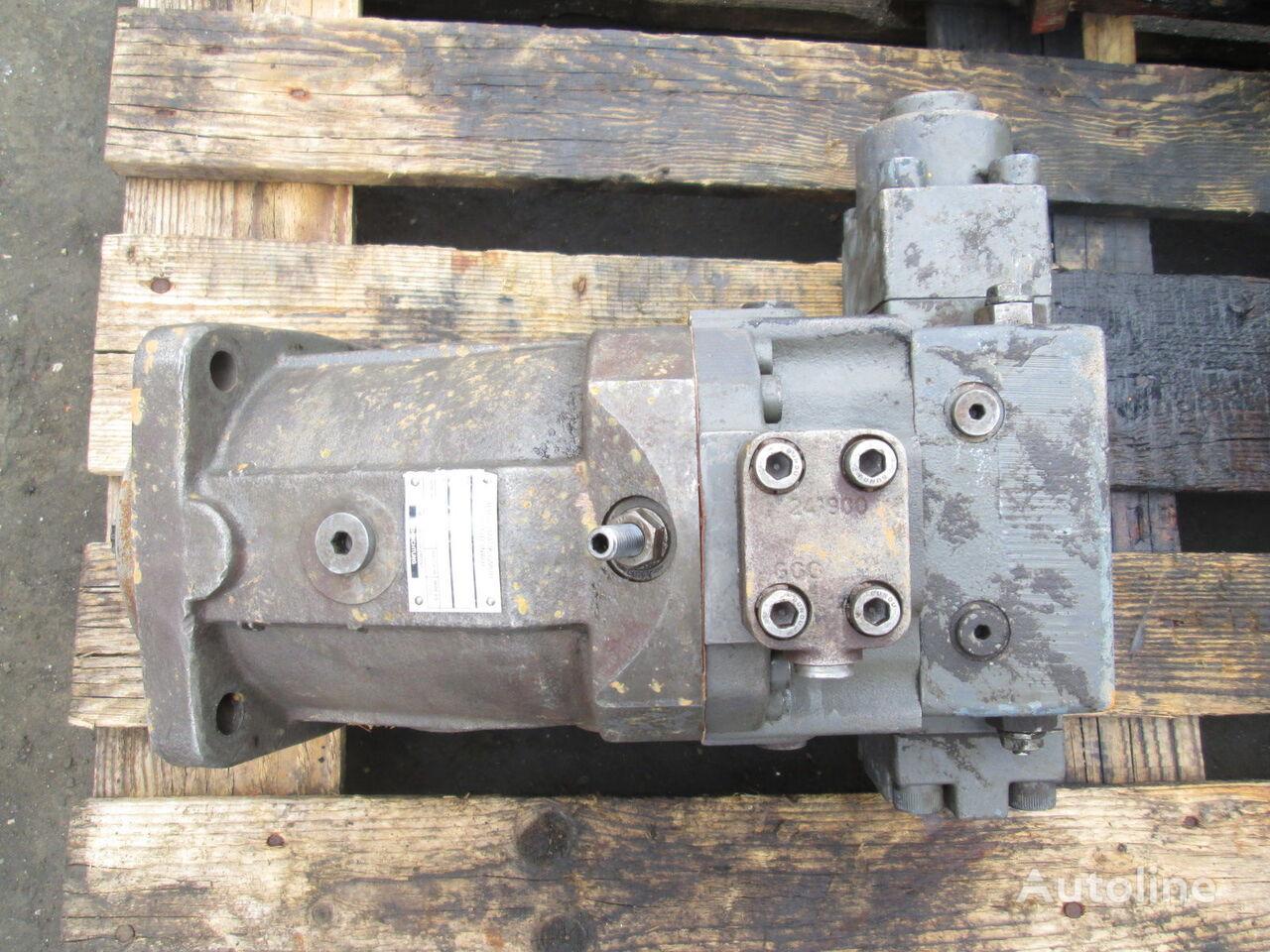Hydromatik A6VM107HA1 motor hidráulico para cargadora de ruedas