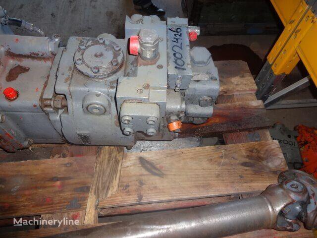 LMV140 (9886618) motor hidráulico para LIEBHERR A904C Li/A904 INDUSTRIAL/A904  excavadora
