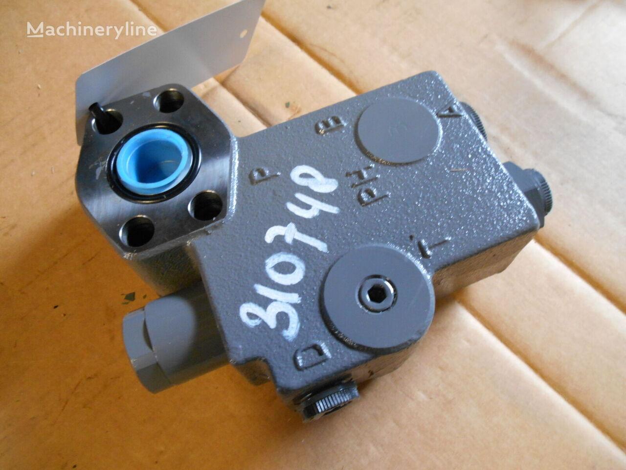 motor hidráulico NEW HOLLAND Kawasaki VBY-167A/3.1-F para excavadora NEW HOLLAND Kobelco E385