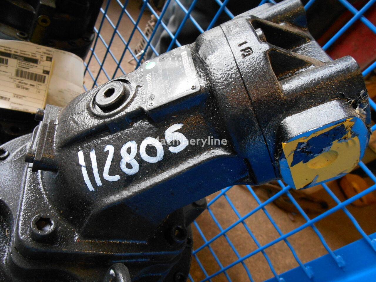 motor hidráulico NEW HOLLAND Rexroth A2FM56/61W-VAB020FJ para excavadora NEW HOLLAND MH6.6 T3
