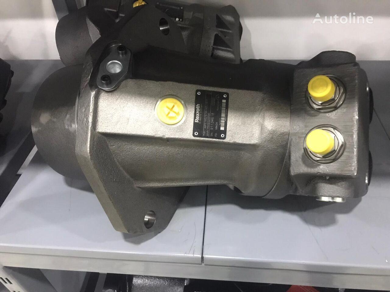 Rexroth -A2FE160/61W-VLZ181F motor hidráulico para equipo de perforación nuevo
