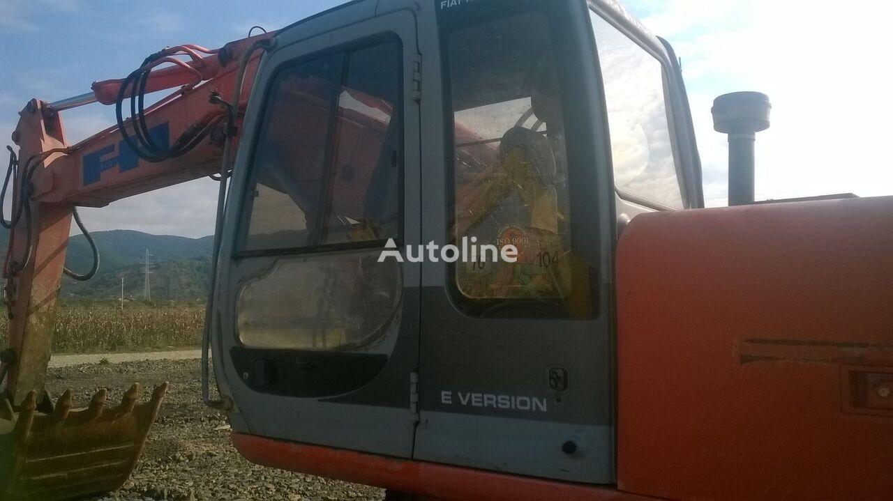 SENILE, CUPA, MARS motor hidráulico para FIAT-HITACHI EX 215 excavadora