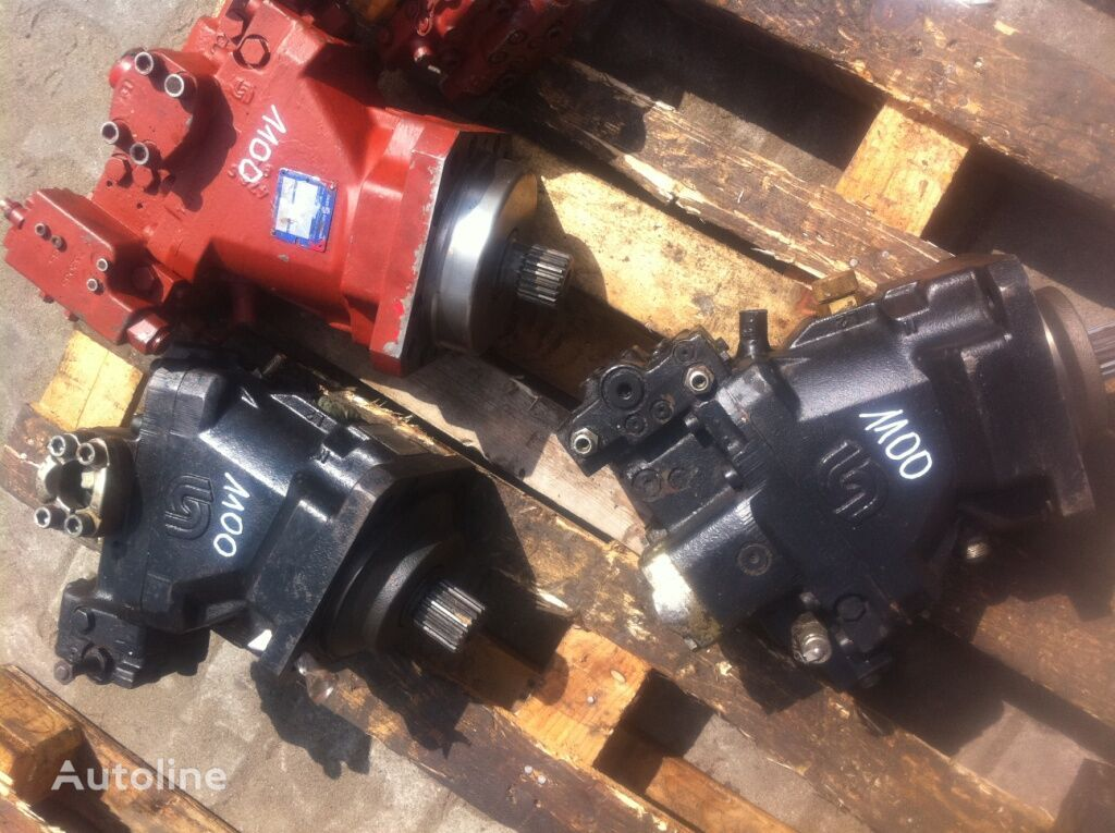 Sauer-Danfoss Bomag 51D110 AD4NF (05817058 516422) motor hidráulico para BOMAG apisonadora