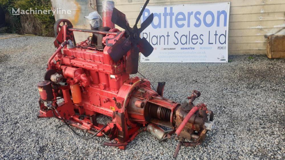 CATERPILLAR 3306 Engine and Pump motor para excavadora