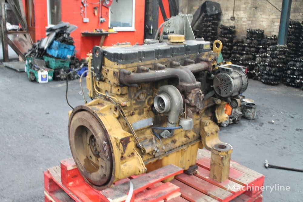 CATERPILLAR C6.6 motor para volquete rígido