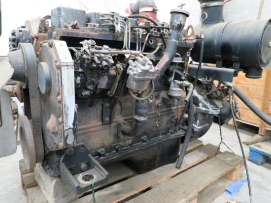 motor CUMMINS 6T-5.9 para otra maquinaria de construcción