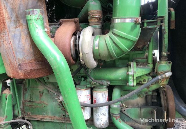 CUMMINS nt855 motor para cargadora telescópica