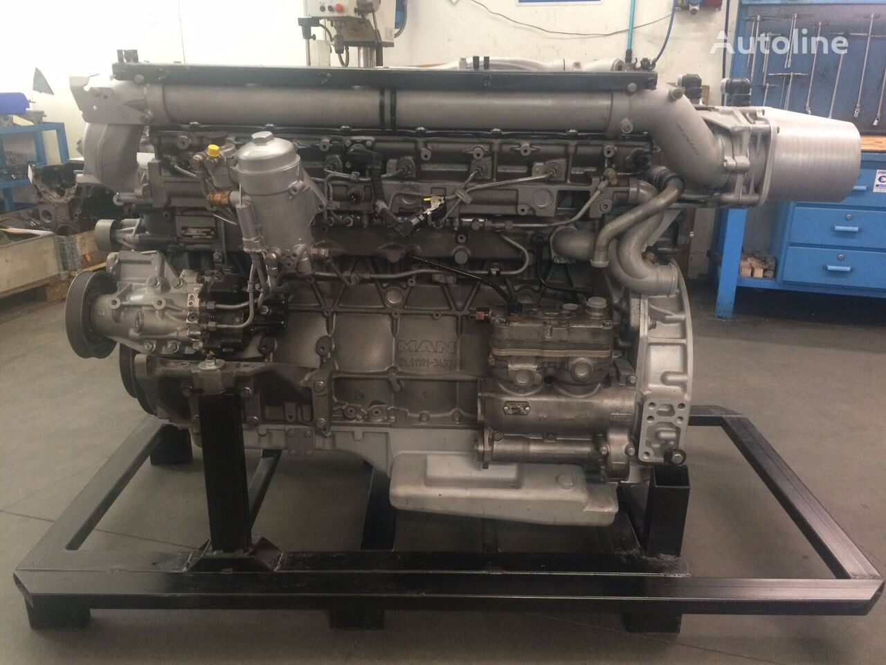 D2676 LOH26 - 440CV - EEV - BUS motor para autobús