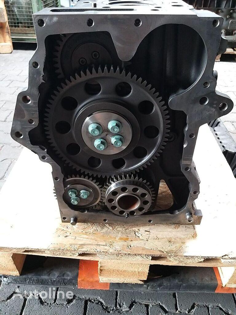 D2676 SHORTBLOCK+OIL PUMP+TIMING GEARS motor para MAN TGA TGS TGX  camión
