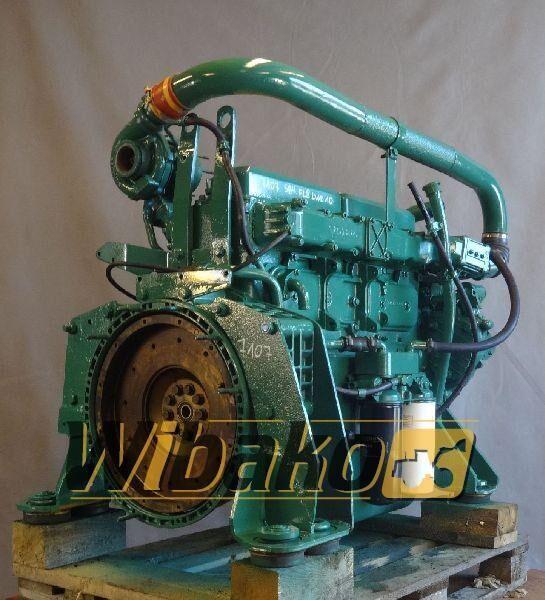 Engine Volvo D6A250 motor para D6A250 otros maquinaria de construcción