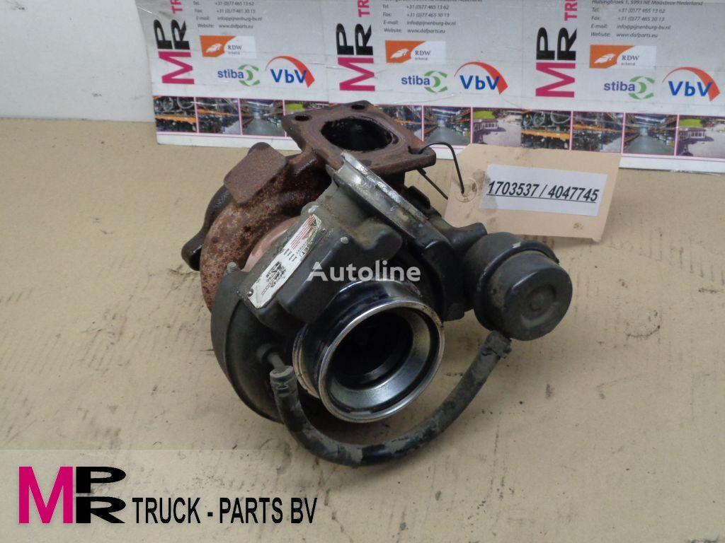 DAF 1703537 DAF LF HOLSET TURBO 4047745 (1703537) motor para Daf LF camión