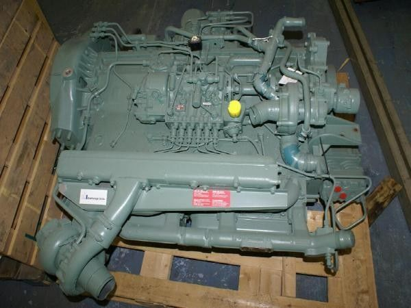 DAF LT 195 motor para DAF LT 195 otros maquinaria de construcción