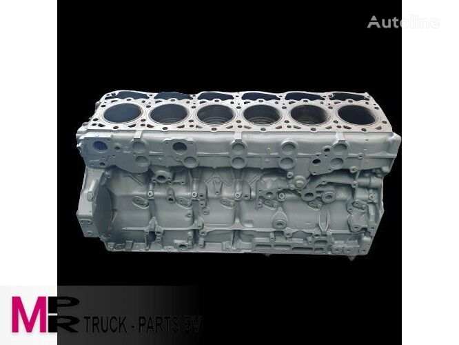 DAF Shortblock MX euro-6 0451859 MX375 motor para camión