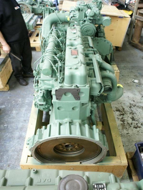 motor para DAF WS 222 otros maquinaria de construcción