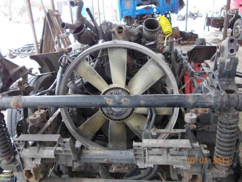 DAF XE315C motor para DAF XF   CF tractora