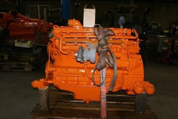 DEUTZ BF6M1012EC motor para DEUTZ BF6M1012EC cargadora de ruedas