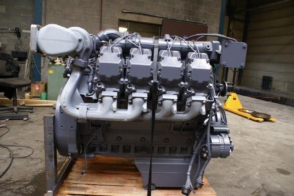 motor para DEUTZ BF8M1015CP excavadora