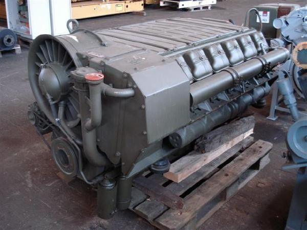motor para DEUTZ F12L413 otros maquinaria de construcción