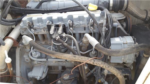 DEUTZ Motor Completo (5DZXLO3.1040) motor para camión