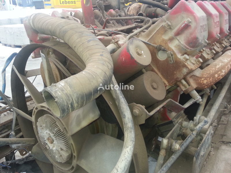 DOOSAN DV15T motor para DAEWOO ULTRA NOVUS camión