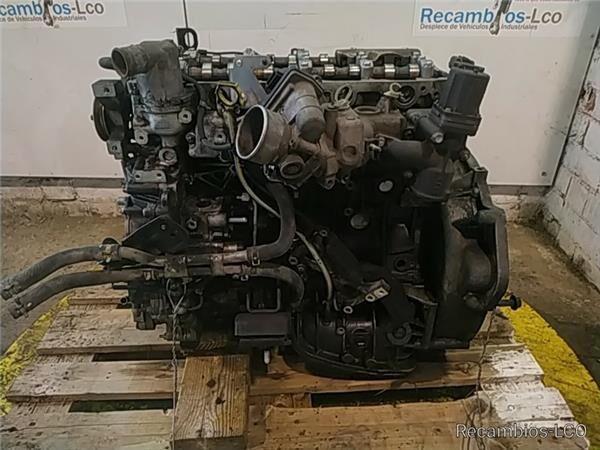 Despiece Motor Isuzu N-Serie Fg  3,5t [3,0 Ltr. - 110 kW Diesel] motor para ISUZU N-Serie Fg 3,5t [3,0 Ltr. - 110 kW Diesel] camión
