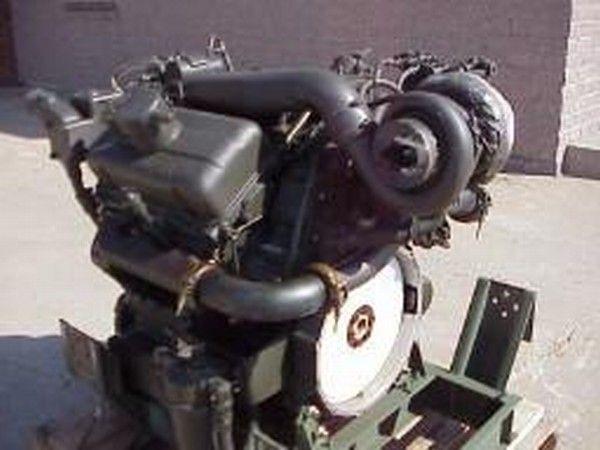 motor para Detroit 6V53T excavadora